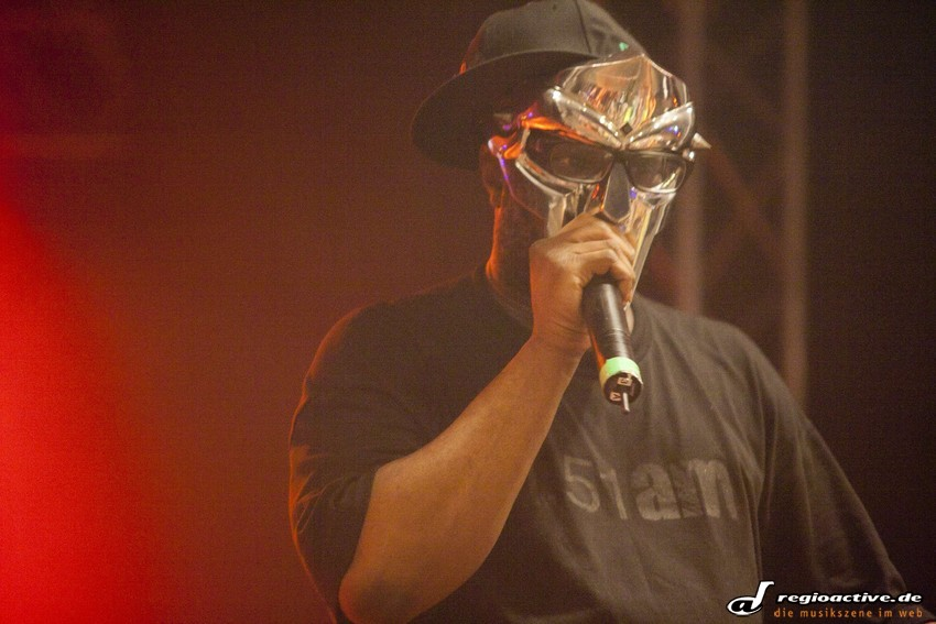 DOOM (live beim Splash 2012)
