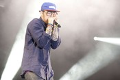 Fotos: Mac Miller live beim Splash! 2012
