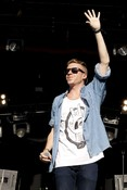 Fotos: Macklemore live beim Splash! 2012